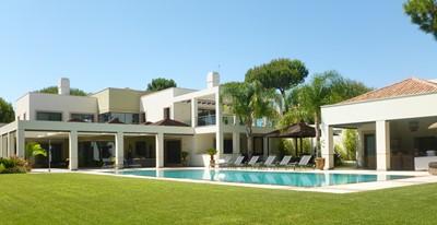 6 Bedroom Luxury Modern Villa To Rent In Quinta Do Lago Villa Fire Agate Regency Luxury Villas 5