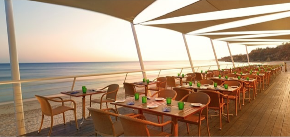 Villas In Algarve On The Beach To Tent