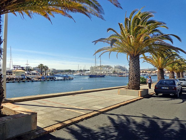 Vilamoura Marina Views