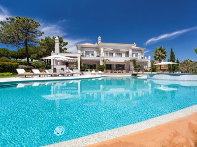 Luxury 5 Bedroom Villa With Tennis Court To Rent In Quinta Do Lago Villa Angelite Regency Luxury Villas 40