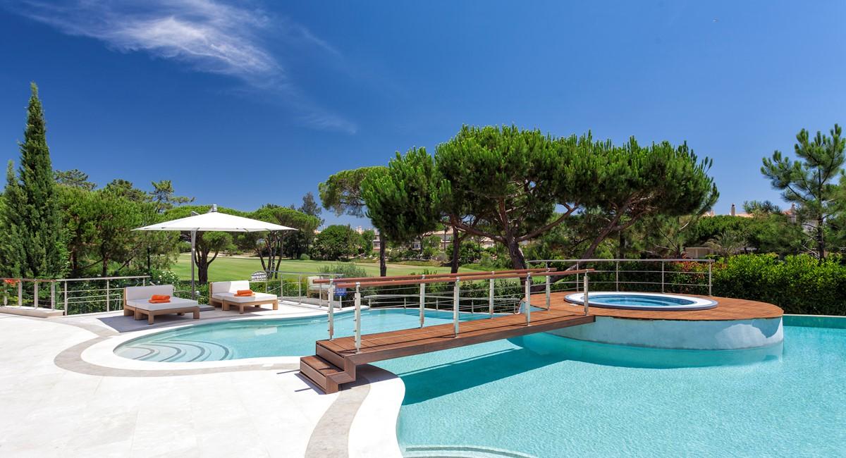 Luxury 5 Bedroom Villa With Tennis Court To Rent In Quinta Do Lago Villa Angelite Regency Luxury Villas MG 0061