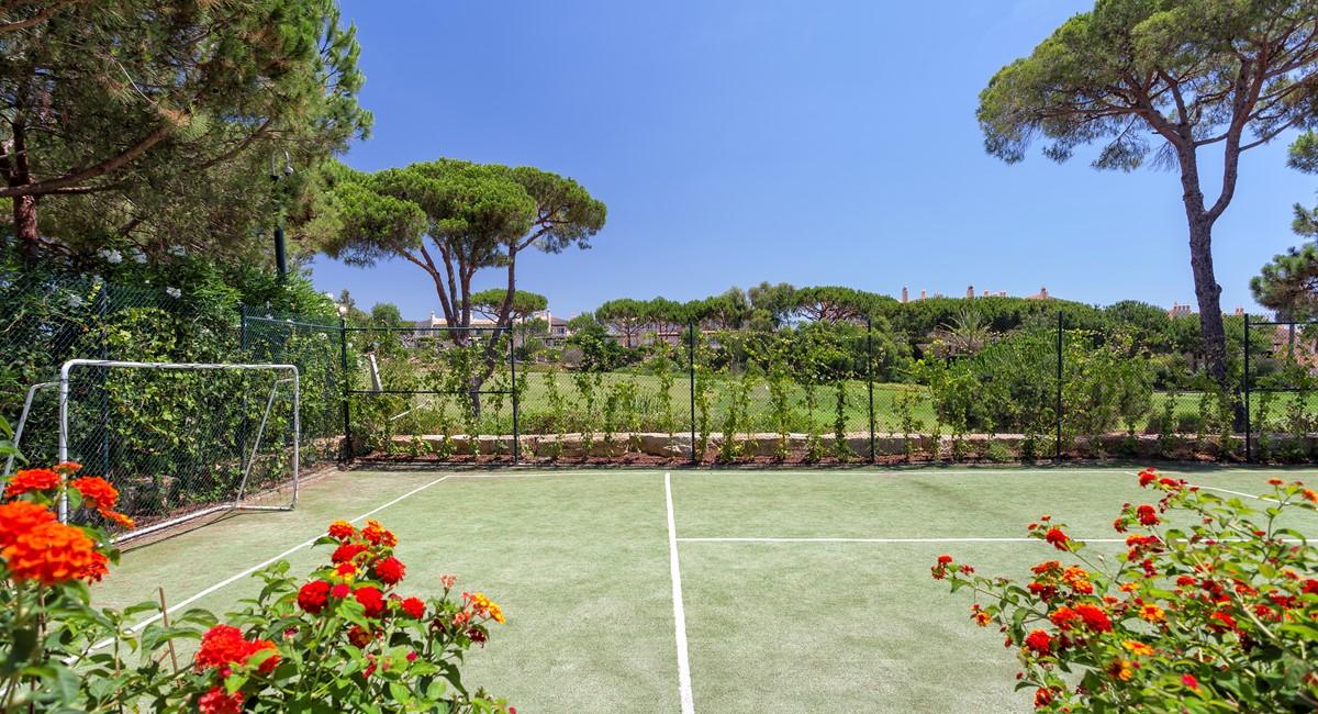 Luxury 5 Bedroom Villa With Tennis Court To Rent In Quinta Do Lago Villa Angelite Regency Luxury Villas MG 0091