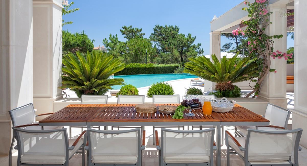 Luxury 5 Bedroom Villa With Tennis Court To Rent In Quinta Do Lago Villa Angelite Regency Luxury Villas MG 0126