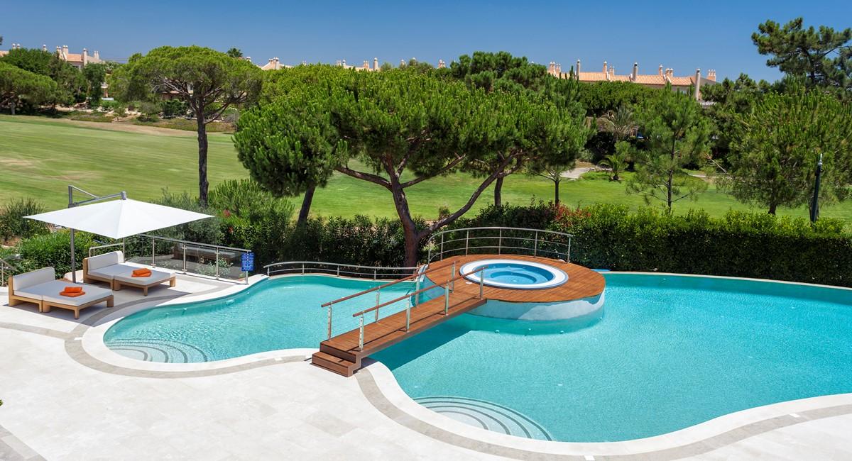 Luxury 5 Bedroom Villa With Tennis Court To Rent In Quinta Do Lago Villa Angelite Regency Luxury Villas MG 0224