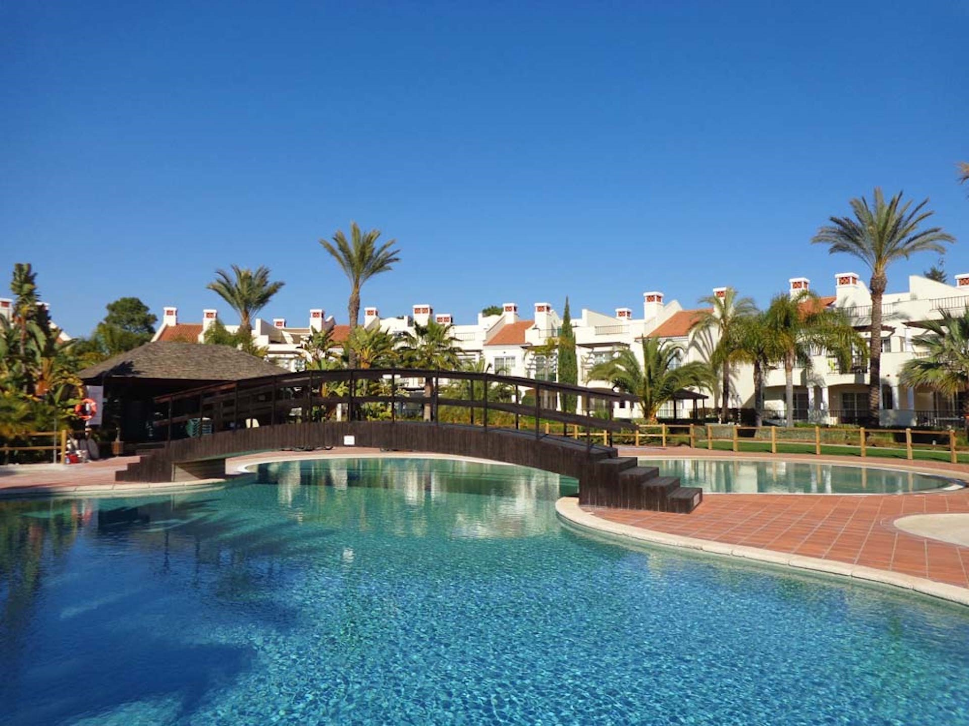 Palmyra Resort Pools