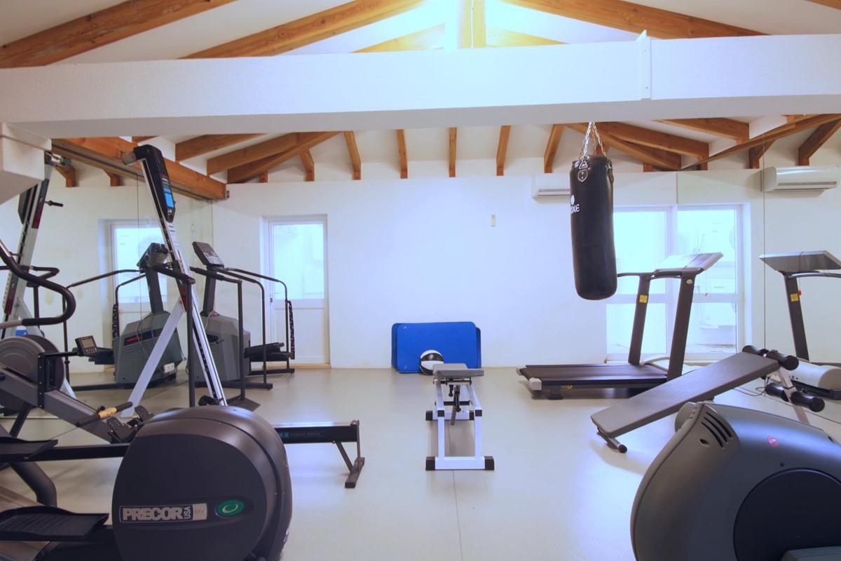 Quinta Do Lago 36 Gym