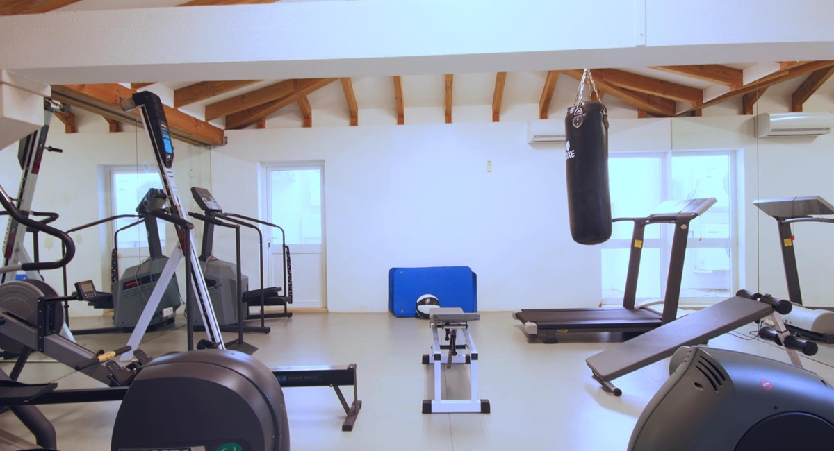 Quinta Do Lago 36 Gym