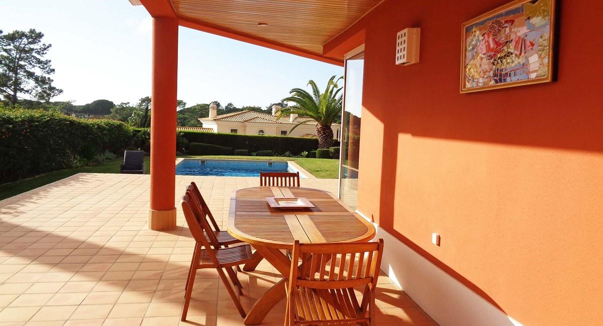 Vila Sol C3 21 Dining Terrace