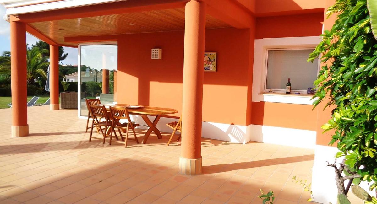 Vila Sol C3 21 Terrace