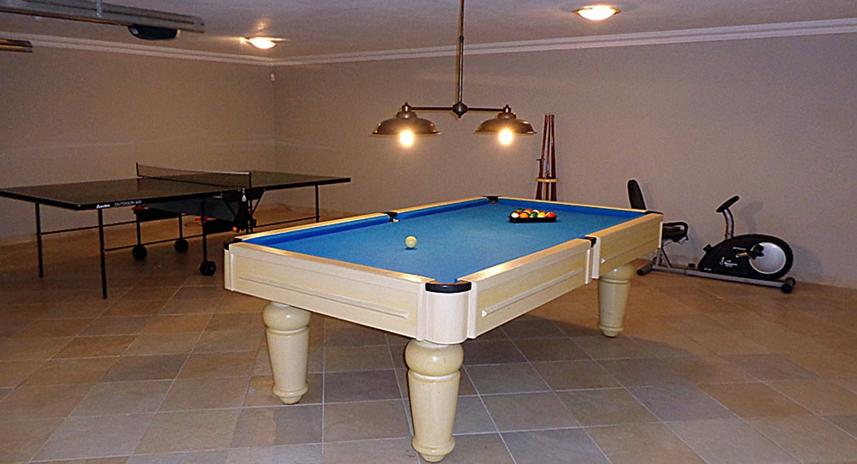 Quinta Do Lago Luxury Villa Games Room