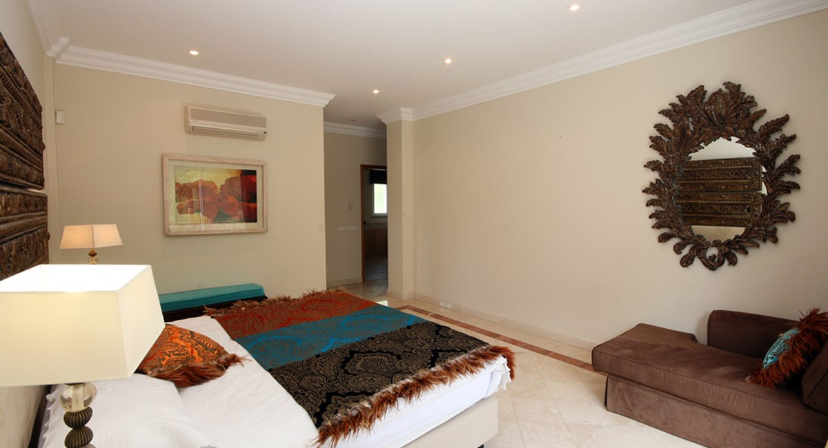 Quinta Do Lago Luxury Villa Master Bedroom1
