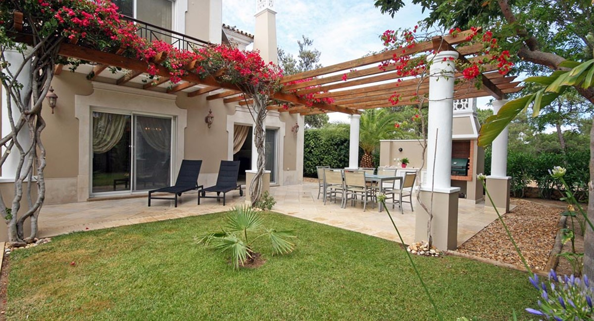 Quinta Do Lago Luxury Villa Garden Terrace