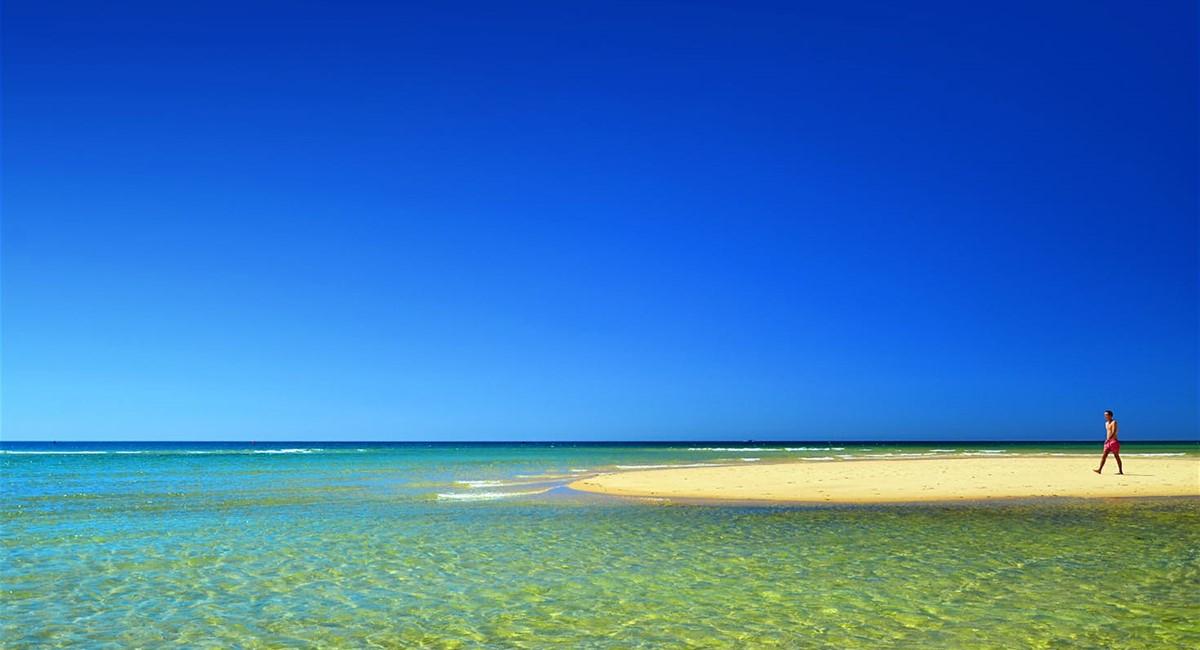 Praia De Cacela