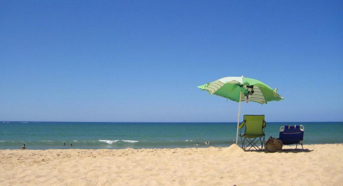 Praia De Garrao