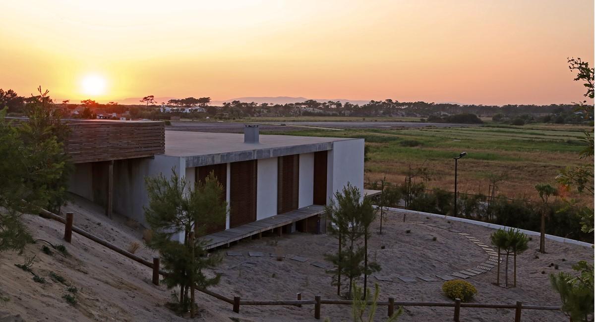 Casa Do Pego Sunset 1