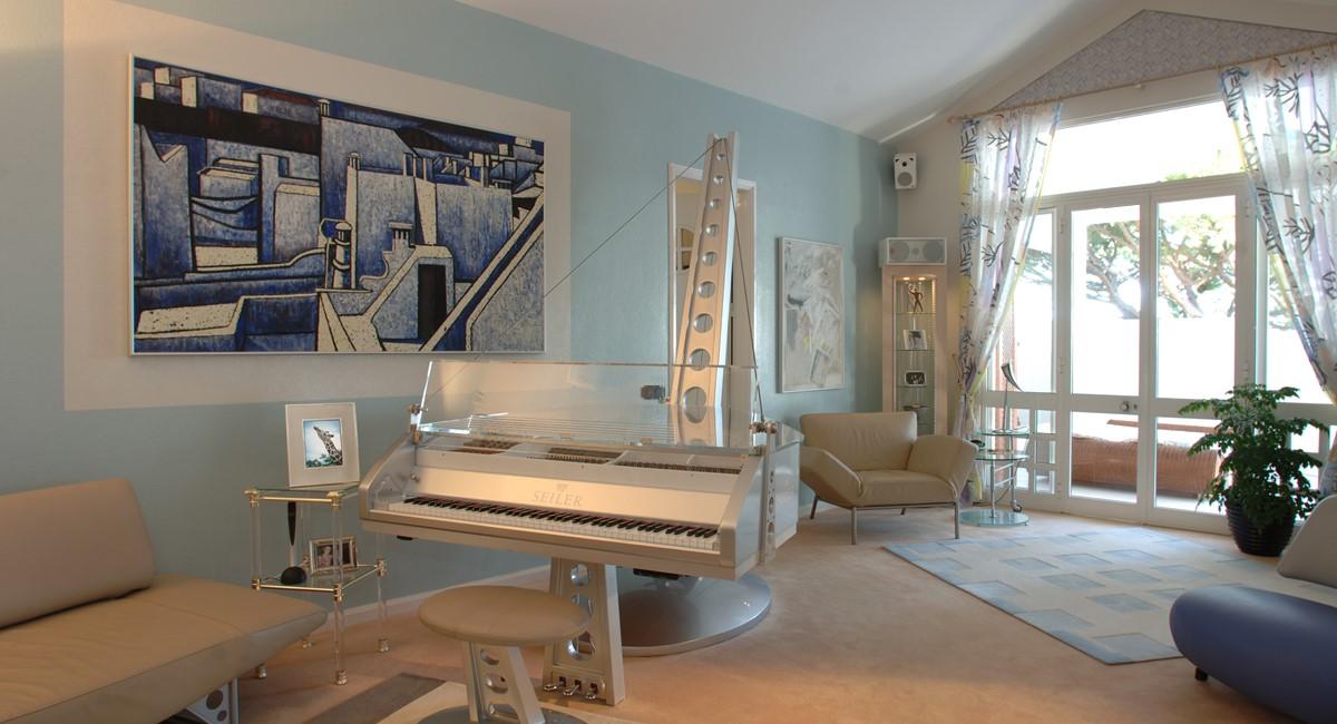 Music Room Modif