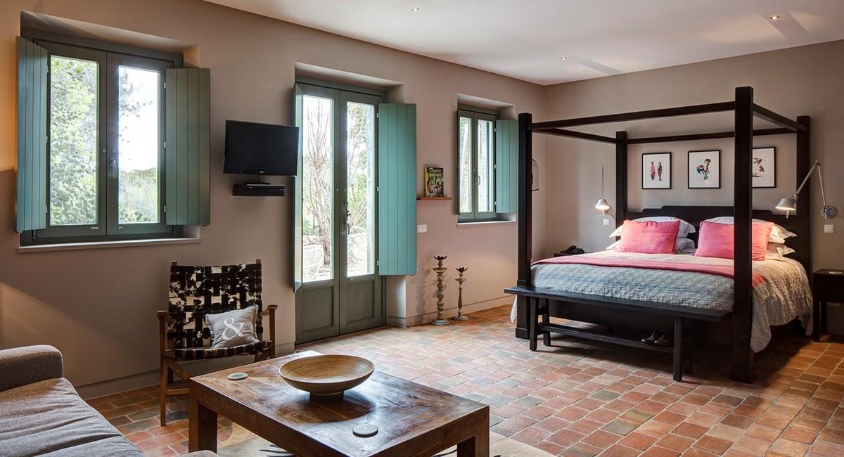Fazendanova Garden Suite