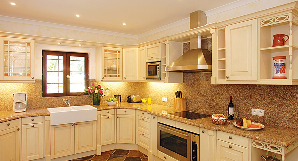 Villa Standart Kitchen
