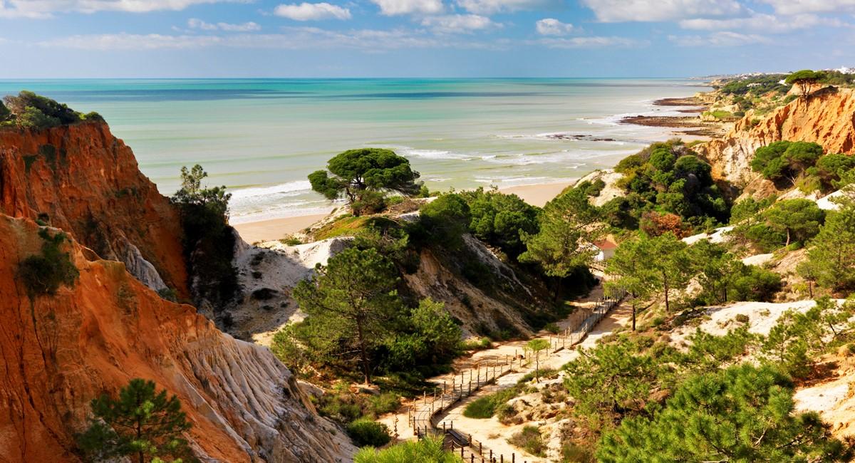 Lux199wn 107465 Praia Da Falesia Beach