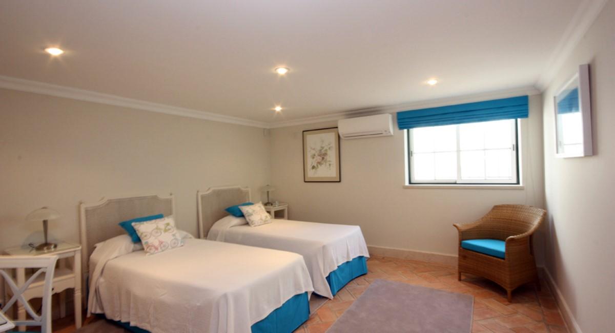 Pinheiros Altos Luxury Holiday Villa Basement