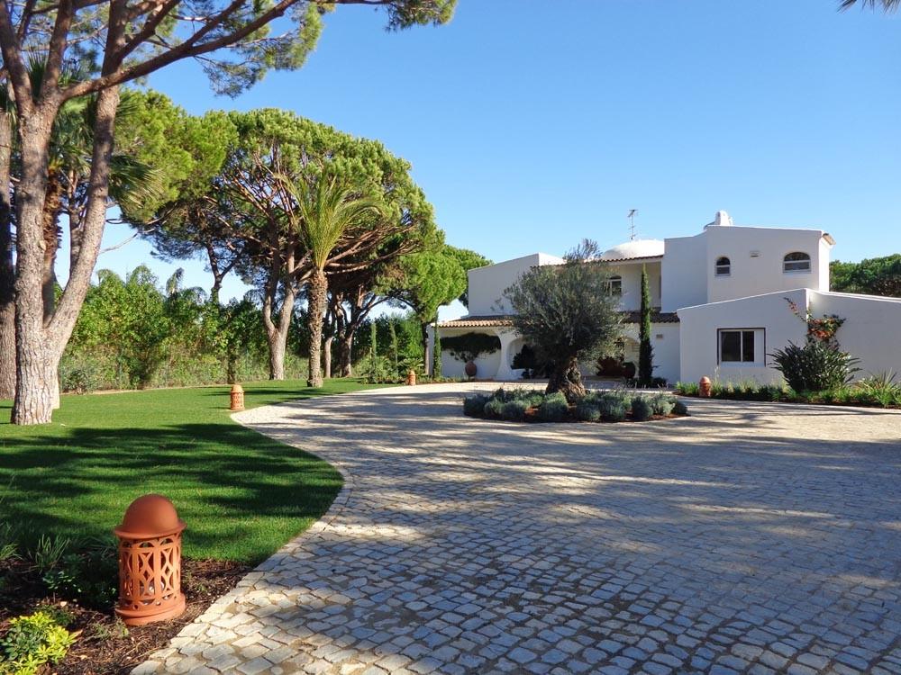 Quinta Do Lago Luxury Villa To Rent Gardens