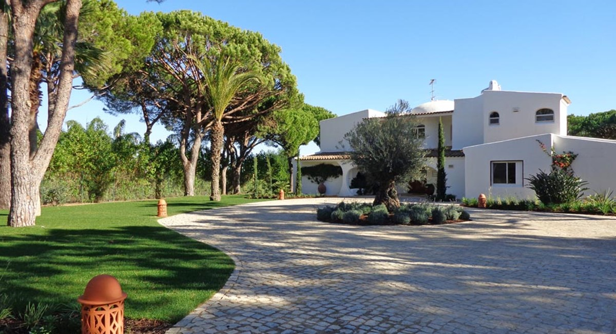Quinta Do Lago Luxury Villa To Rent Gardens