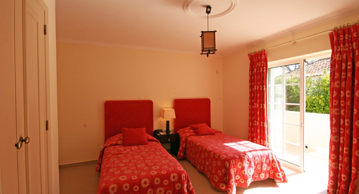 Varandas Das Lago Twin Bedroom