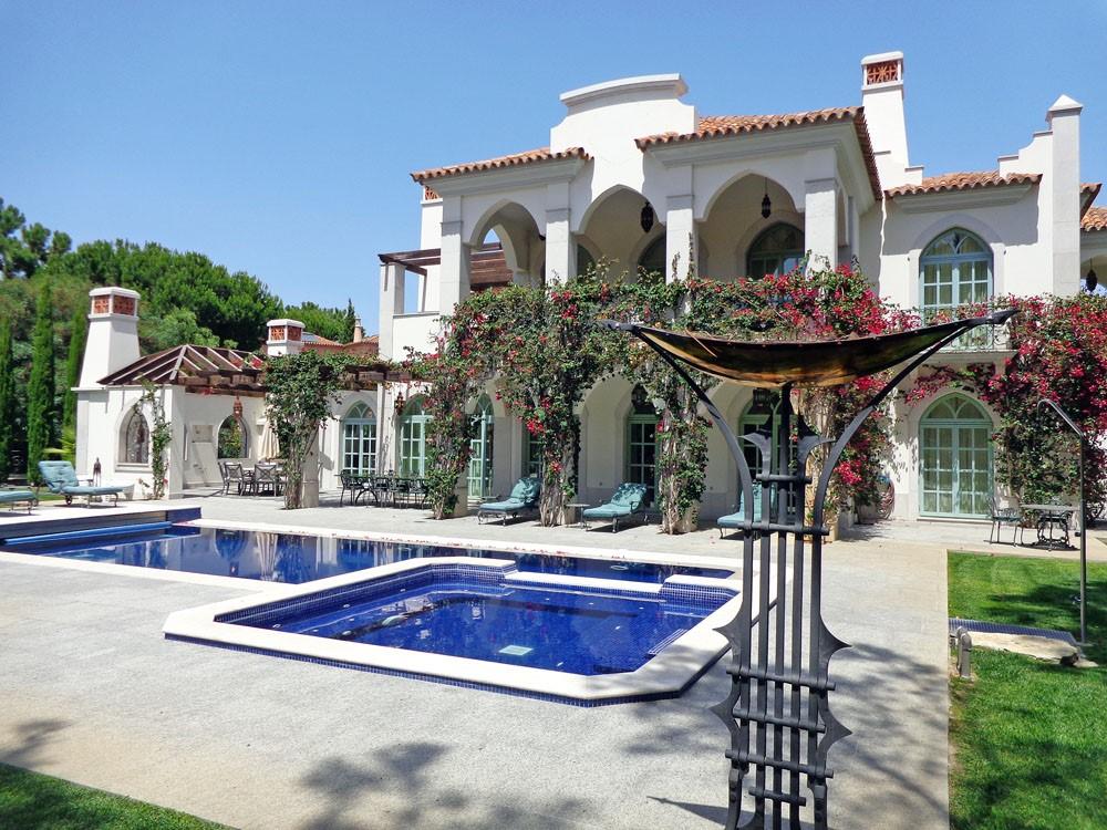 Magnificent 6 Bedroom Villa Quinta Do Lago Group Holiday