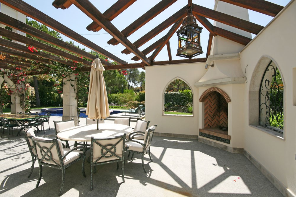 Quinta Do Lago Luxury Villa Bbq