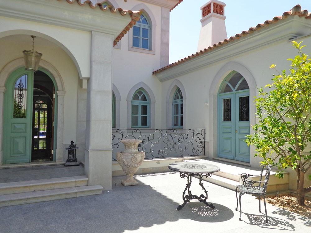 Quinta Do Lago Luxury Villa Entrance
