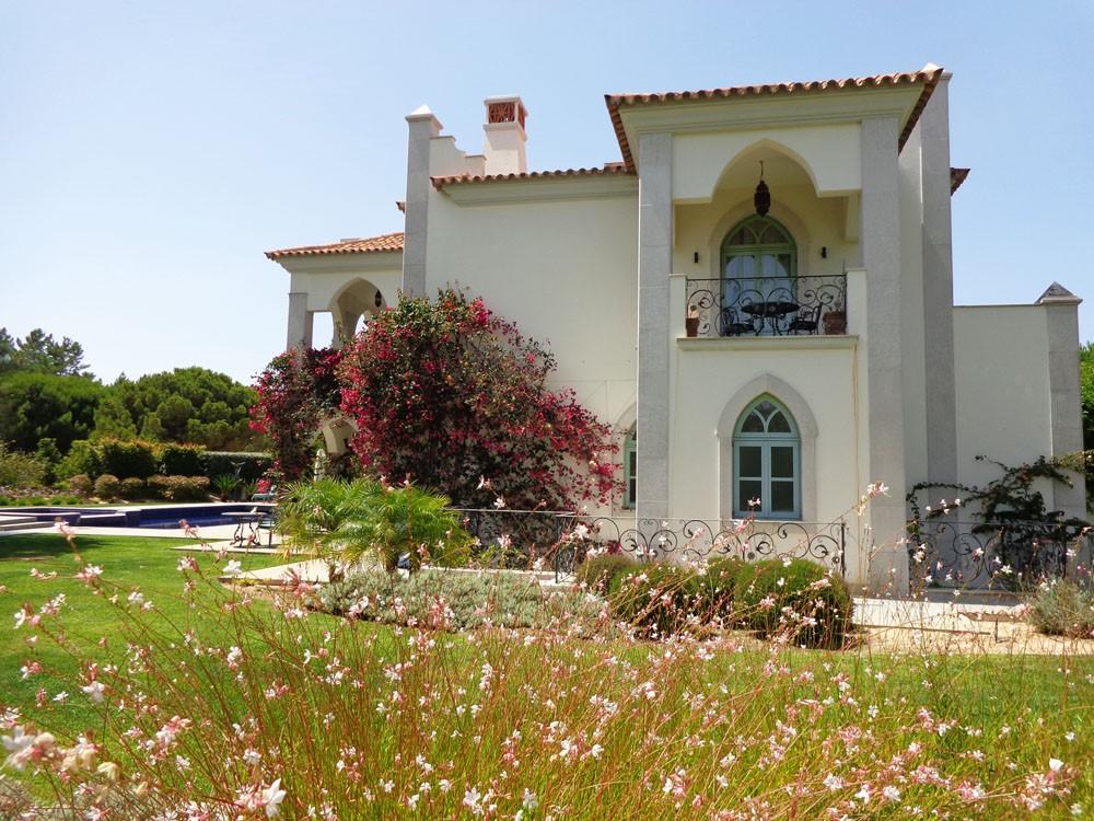 Quinta Do Lago Luxury Villa Gardens