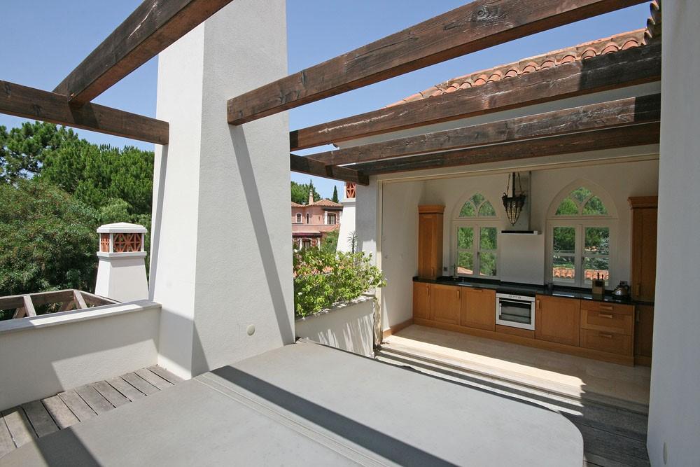 Quinta Do Lago Luxury Villa Jacuzzi Kitchen