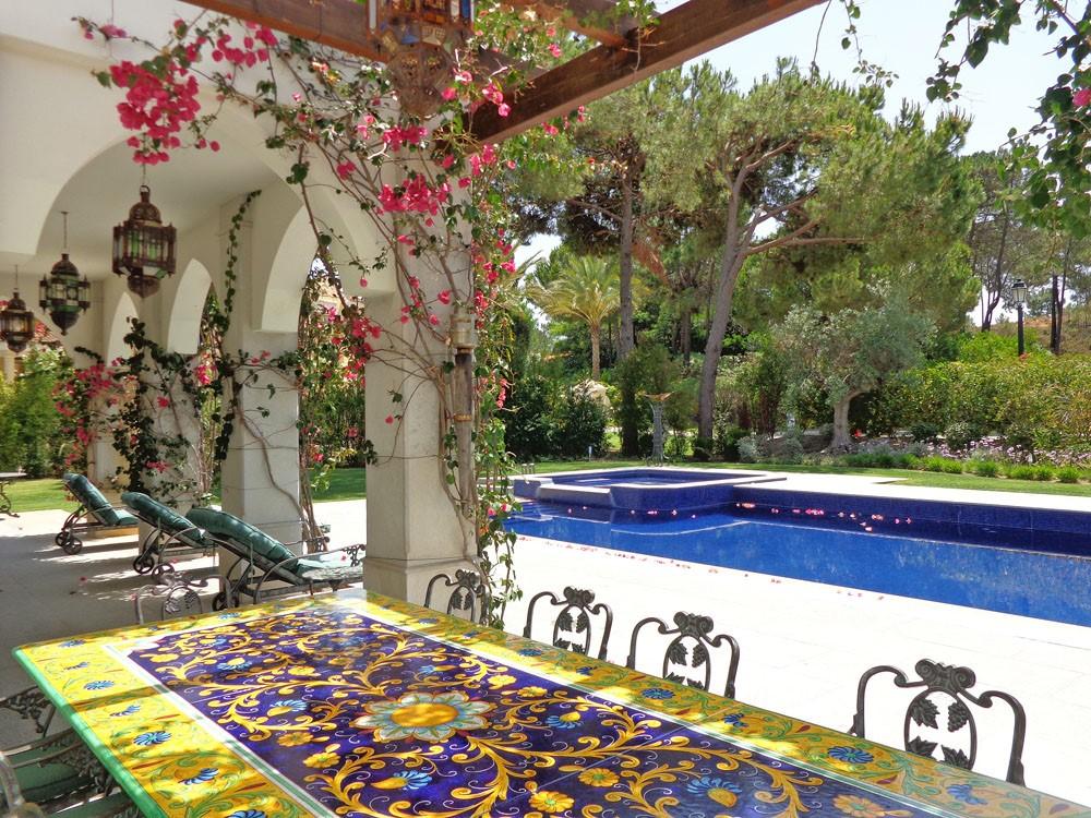 Quinta Do Lago Luxury Villa Terraces