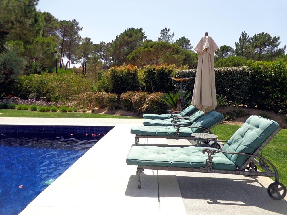 Quinta Do Lago Pool Terrace