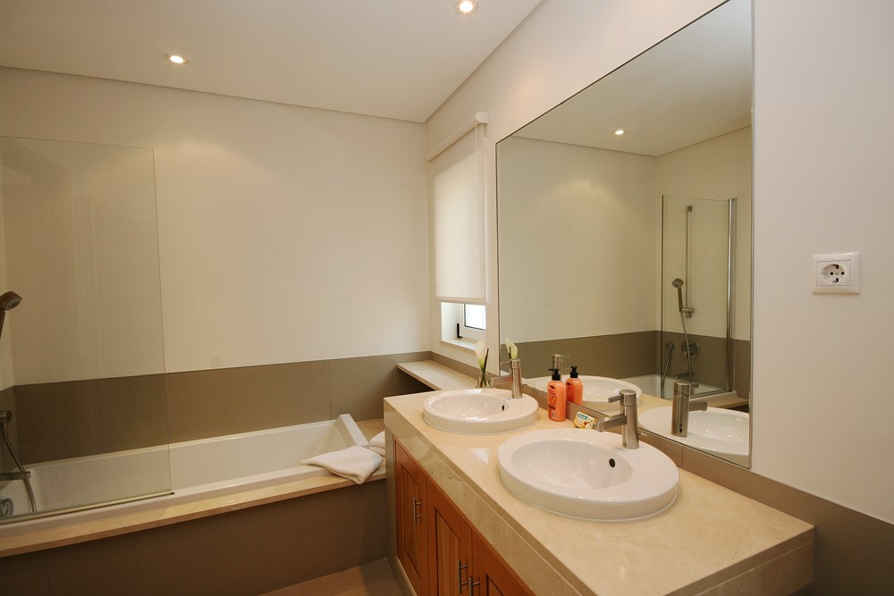 Dunas Duradas Luxury Villa Master Bathroom
