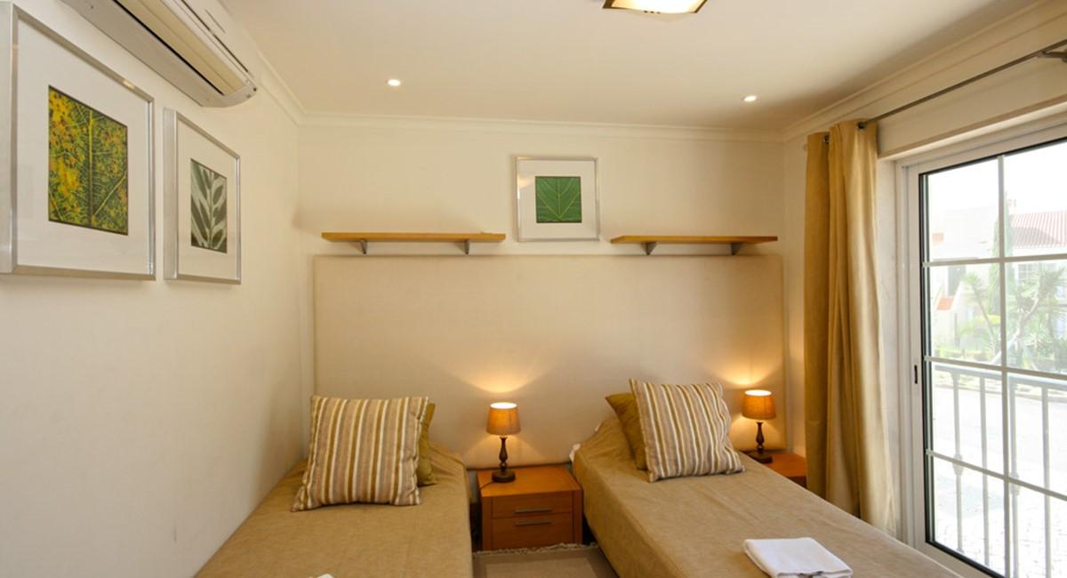 Palmyra Luxury Apartment Guest Bedroom