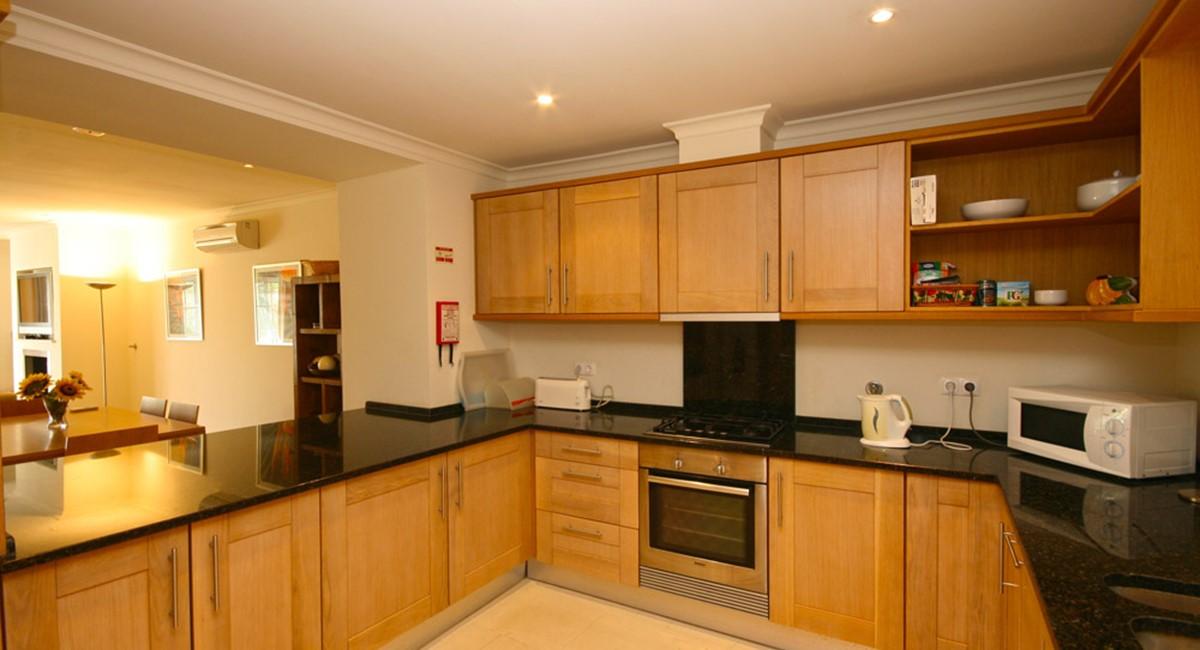 Palmyra Luxury Apartment Kitchen
