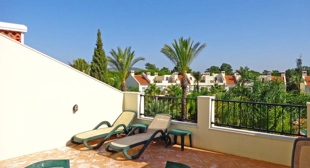 Palmyra Luxury Apartment Roof Terrace