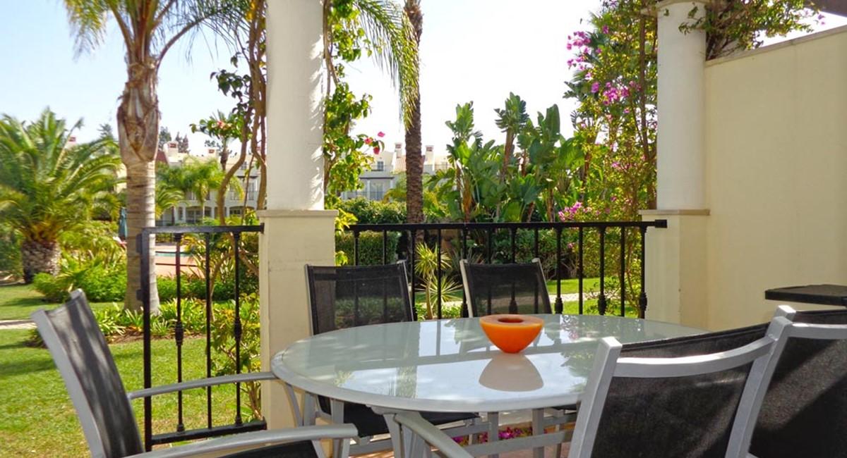 Palmyra Luxury Apartment Terrace