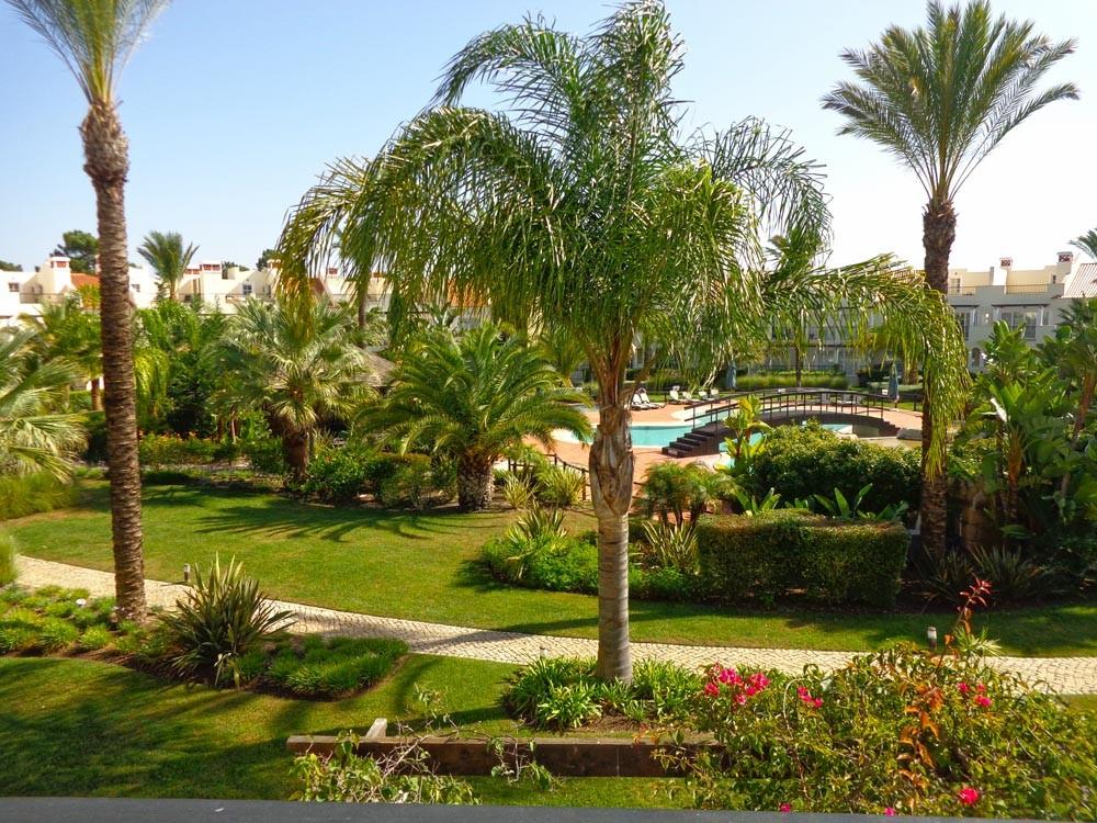 Palmyra Luxury Apartment Terrace Views