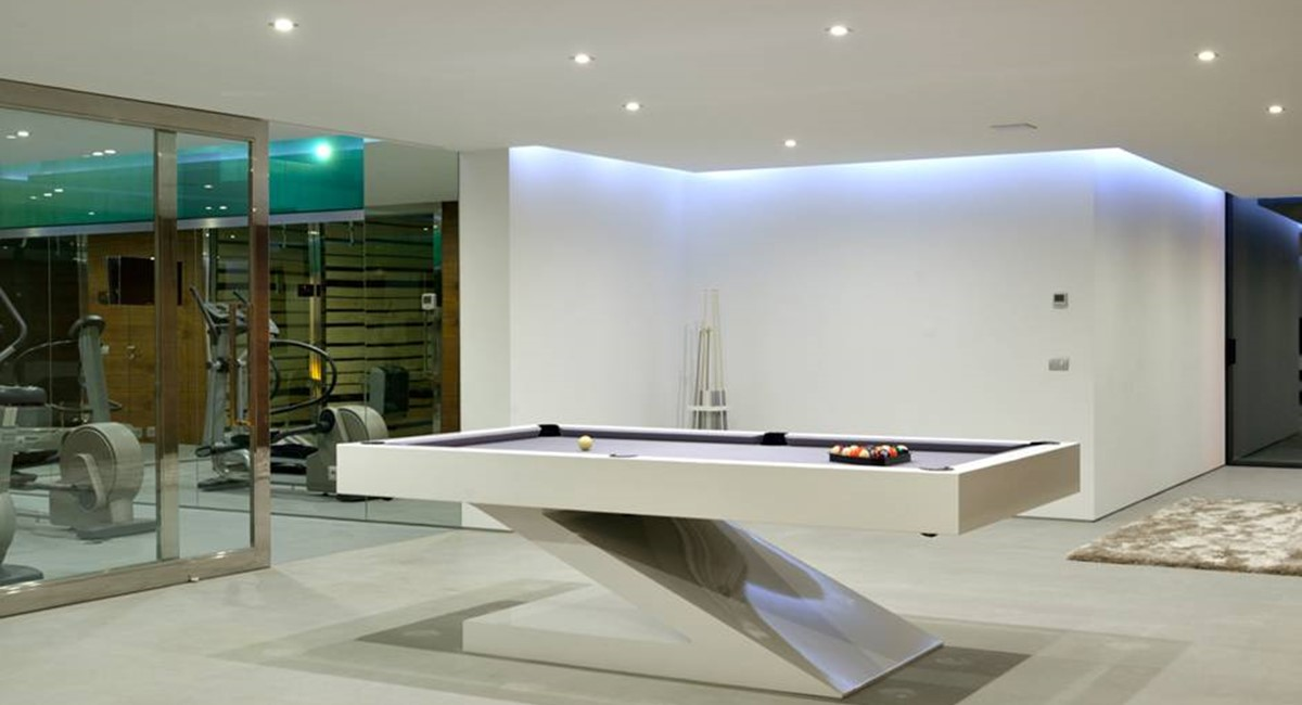 6 Bedroom Luxury Villa Vale Do Lobo Games Room