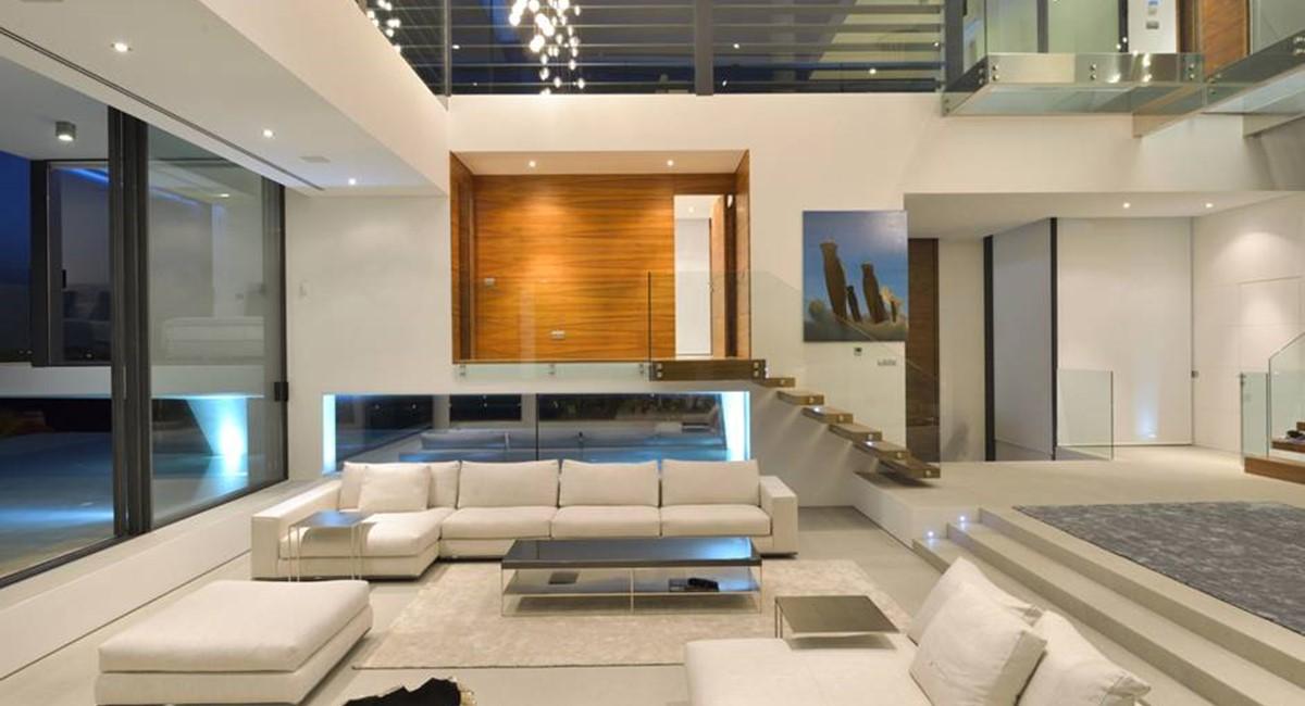 6 Bedroom Luxury Villa Vale Do Lobo Lounge