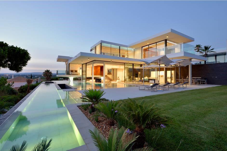 6 Bedroom Luxury Villa Vale Do Lobo Pool