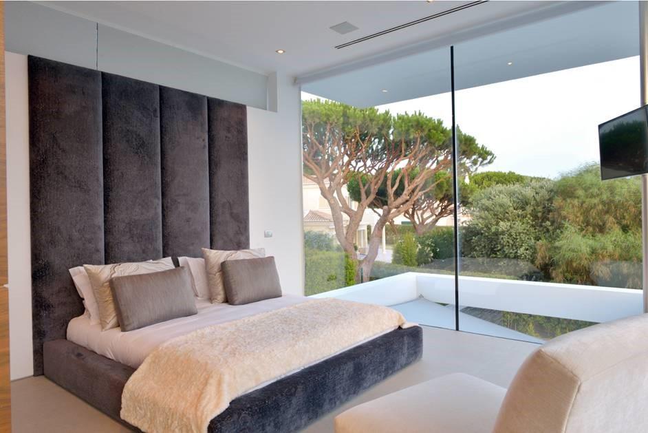 6 Bedroom Luxury Villa Vale Do Lobo Bedroom2