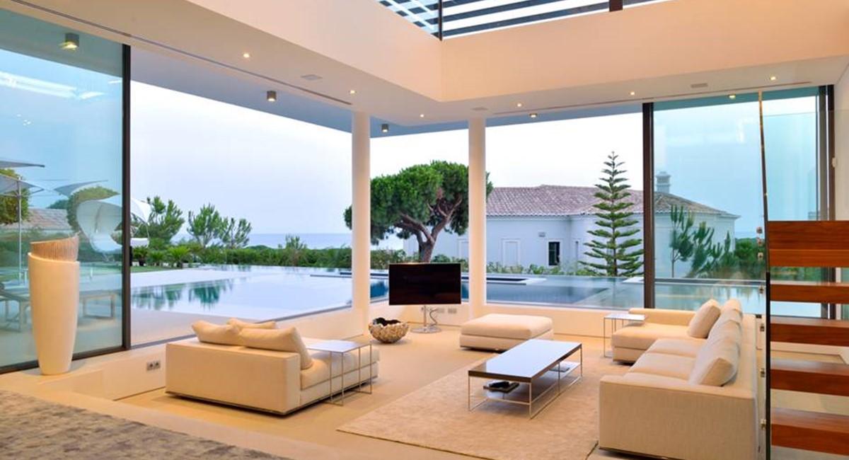 6 Bedroom Luxury Villa Vale Do Lobo Lounge3
