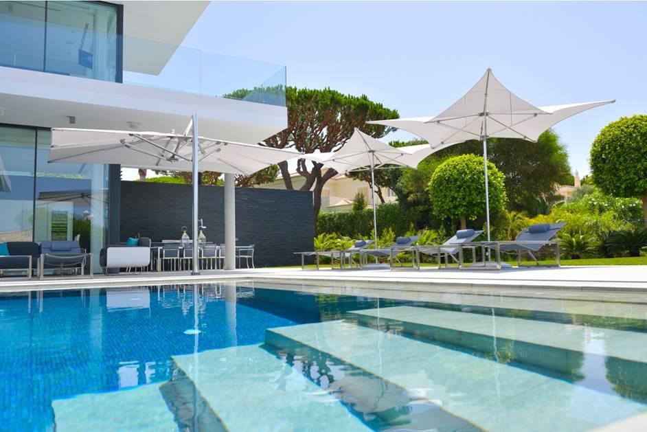 6 Bedroom Luxury Villa Vale Do Lobo Pool3