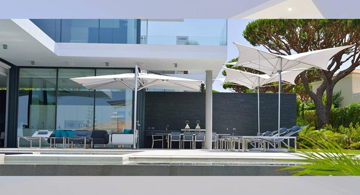 6 Bedroom Luxury Villa Vale Do Lobo Terrace