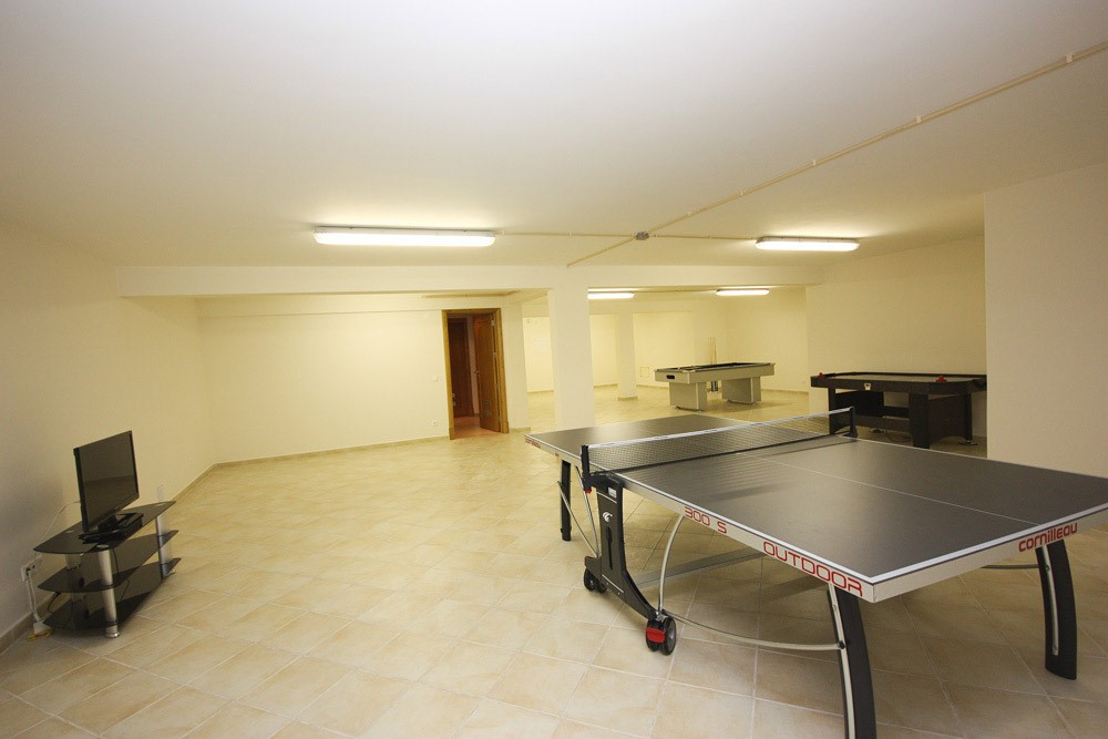 Dunas Douradas Luxury Villa Games Room