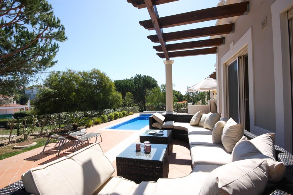 Dunas Douradas Luxury Villa Terrace