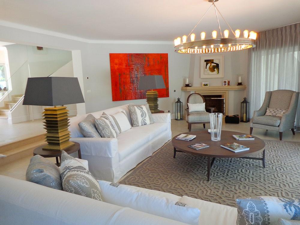 Monte Golfe Luxury Villa Lounge